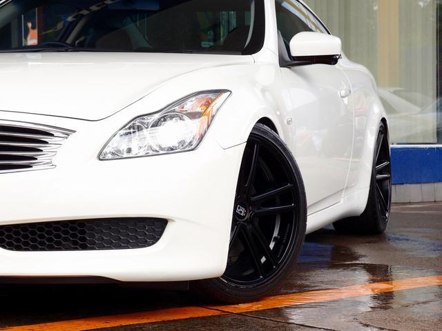 370GTーS HDDナビ 黒革 車高調20AW 記録簿付(7枚目)