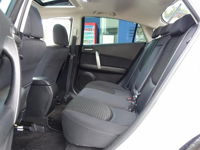 マツダ アテンザスポーツ 25S HDD地デジナビ サンルーフ 車高調18AW エアロ
