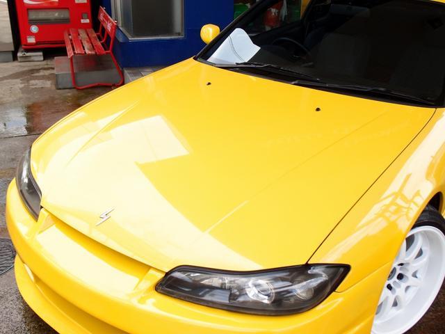 HDDナビ 車高調18AW ターボ 6速公認 オリジンエアロ(15枚目)