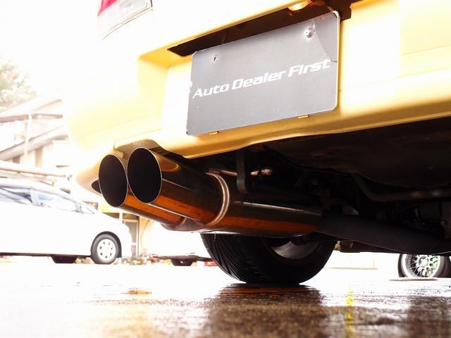 WRXSTiバージョンVI HDDナビ車高調 STIメーター(18枚目)