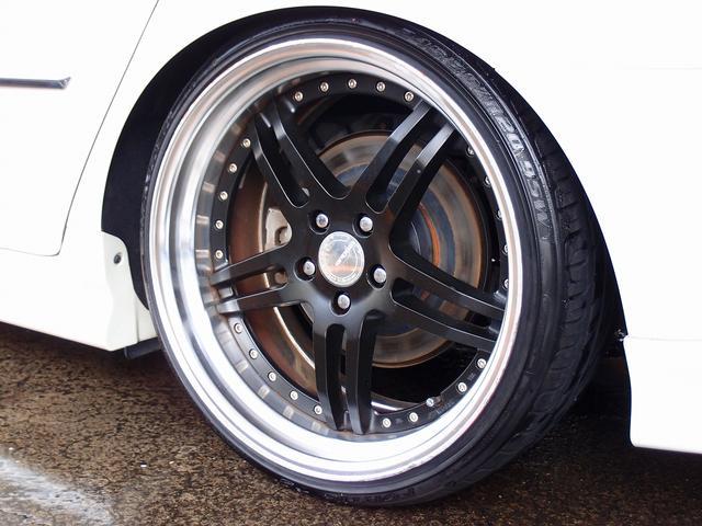 350GT 純正ナビ 車高調 WORK20AW フルエアロ(19枚目)
