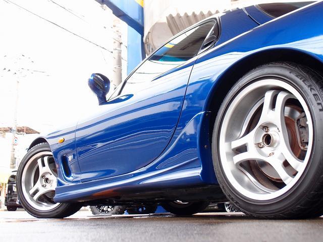 タイプR HDDナビ TEIN車高調アドバン17AW エアロ(19枚目)