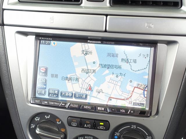 WRX STi HDDナビ 車高調WORK極18AW エアロ(12枚目)