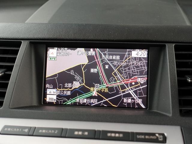 人気の純正DVDナビゲーション装備。サイドカメラ・バックカメラも装備し、ご希望に応じて地デジフルセグチューナーもお得な金額にてお取り付け可能です。