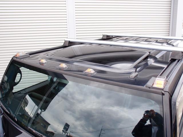 ラグジュアリーパッケージ 新車並行 走行52600km カロッツエリアSD地デジナビゲーション ETC HIDライト 黒革シート サンルーフ 純正17AW オールテレーンタイヤ クロームサイドステップ VIPERセキュリティ(38枚目)