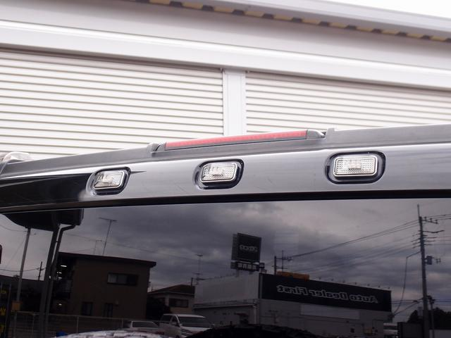 ラグジュアリーパッケージ 新車並行 走行52600km カロッツエリアSD地デジナビゲーション ETC HIDライト 黒革シート サンルーフ 純正17AW オールテレーンタイヤ クロームサイドステップ VIPERセキュリティ(51枚目)