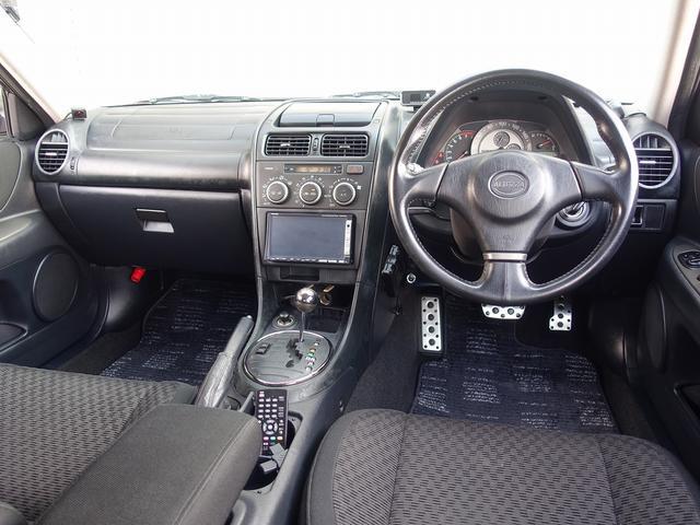 AS200 Zエディション 地デジナビゲーション ETC HIDライト HKS車高調 WORKグノーシスGS2 19AW フルエアロ トランクスポイラー ルーフスポイラー TRDマフラー TRDショートアンテナ 社外テール(3枚目)