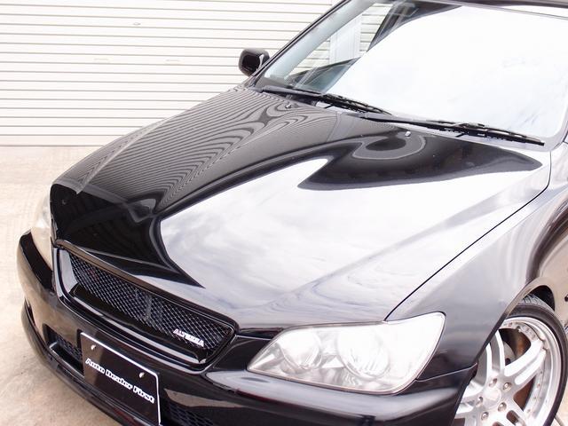 AS200 Zエディション 地デジナビゲーション ETC HIDライト HKS車高調 WORKグノーシスGS2 19AW フルエアロ トランクスポイラー ルーフスポイラー TRDマフラー TRDショートアンテナ 社外テール(36枚目)