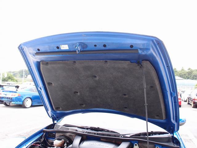 タイプS 純正オーディオ HIDライト ETC ローダウン AXIAC18AW マツダスピード製フロントバンパー HKSマフラー GTウイング スモークテール BOSEサウンド 純正キーレスキー(65枚目)