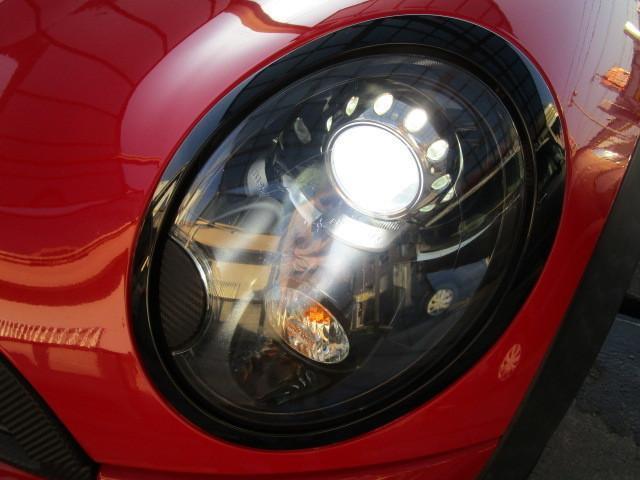 クーパーS クーペ ジョンクーパーワークス エアロキット スポーツシート スポーツボタン 17インチアルミホイール HIDライト コーナーセンサー ETC スペアキー(7枚目)
