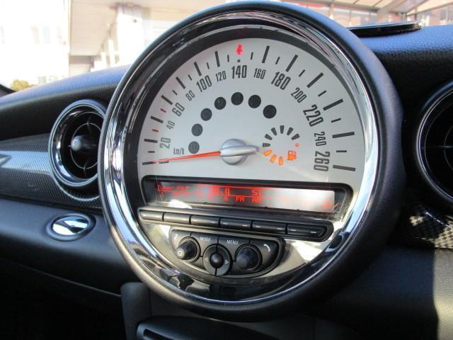 クーパーS クーペ ジョンクーパーワークス エアロキット スポーツシート スポーツボタン 17インチアルミホイール HIDライト コーナーセンサー ETC スペアキー(17枚目)