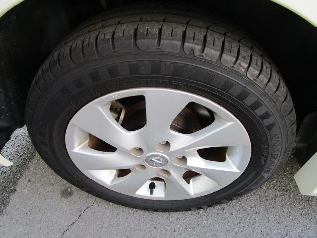 カーセブンのタイヤ安心宣言!なんと2年間の間にパンクしたら新品タイヤへ交換いたします! ※有料となります。保証の交換には条件がございます。加入料など詳しくはカーセブンまでお問い合わせください。