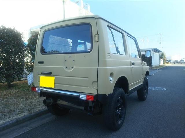 カスタム 公認 ボディリフトUP マニュアル ターボ 4WD(4枚目)
