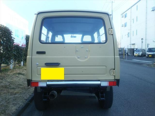 カスタム 公認 ボディリフトUP マニュアル ターボ 4WD(6枚目)