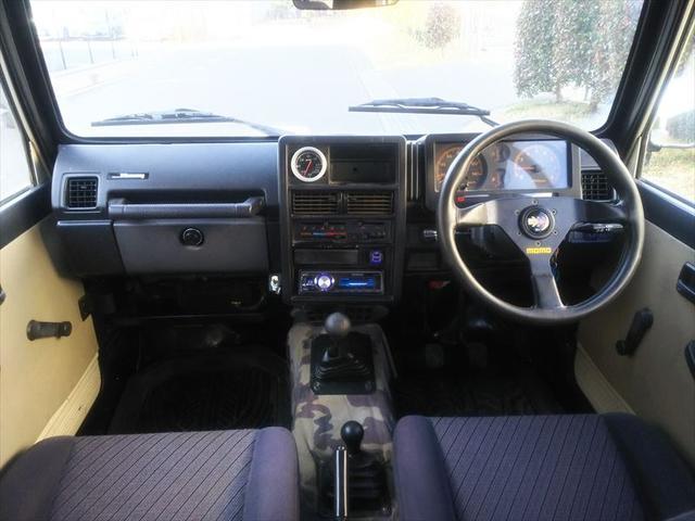カスタム 公認 ボディリフトUP マニュアル ターボ 4WD(17枚目)