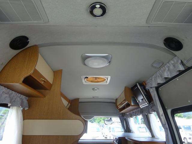 トヨタ ハイエースバン キャンピング レクビィ ファイブスター 2段ベッド