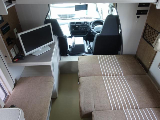 日産 バネットトラック キャンピング ナッツRV マッシュA 1オーナー