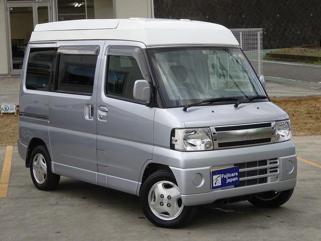 三菱純正キャンパー ポップアップ 4WD 外部電源(2枚目)