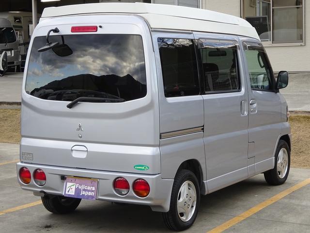 三菱純正キャンパー ポップアップ 4WD 外部電源(3枚目)