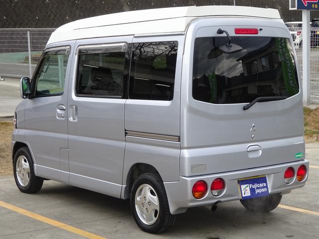 三菱純正キャンパー ポップアップ 4WD 外部電源(4枚目)