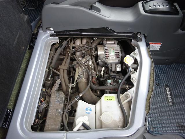 三菱純正キャンパー ポップアップ 4WD 外部電源(19枚目)