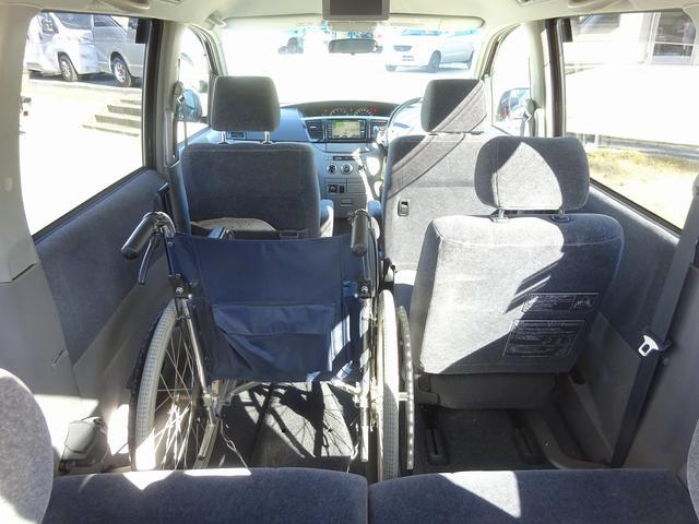 トヨタ ヴォクシー 福祉車両 ヴォクシー スロープ 車いす電動固定
