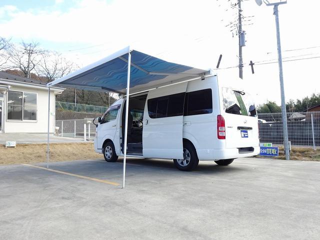 オグショー トランポ キャンピング 車中泊仕様(20枚目)