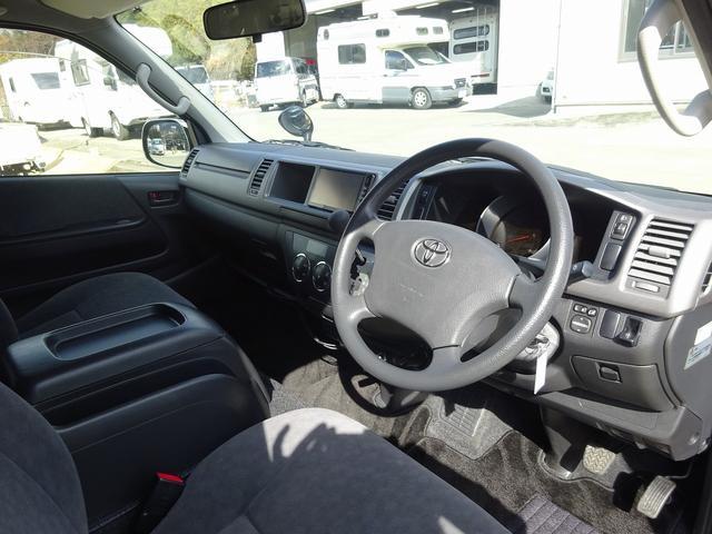 トヨタ ハイエースワゴン キャンピングカー アネックス ファミリーワゴン