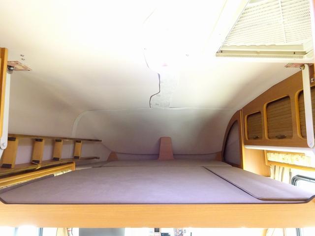 ベースグレード YMS レガード FFヒーター プルダウンベッド DC冷蔵庫 サイドオーニング ギャレーシンク カセットトイレ インバータ(3枚目)
