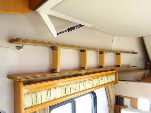 ベースグレード YMS レガード FFヒーター プルダウンベッド DC冷蔵庫 サイドオーニング ギャレーシンク カセットトイレ インバータ(66枚目)