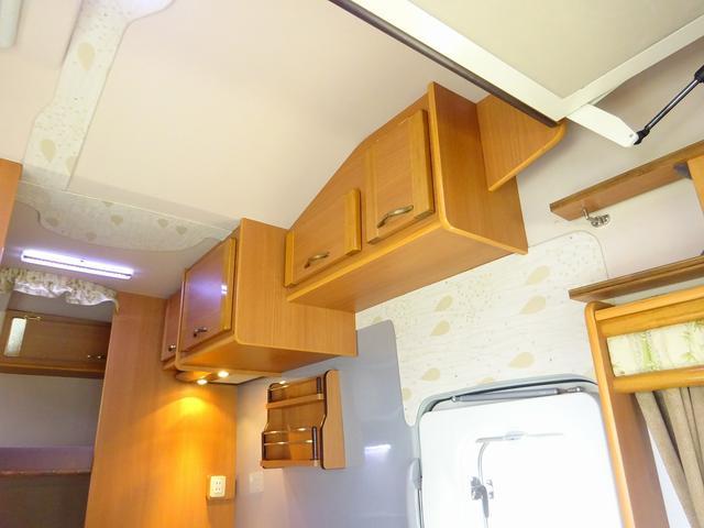 ベースグレード YMS レガード FFヒーター プルダウンベッド DC冷蔵庫 サイドオーニング ギャレーシンク カセットトイレ インバータ(73枚目)