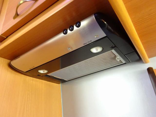 ベースグレード YMS レガード FFヒーター プルダウンベッド DC冷蔵庫 サイドオーニング ギャレーシンク カセットトイレ インバータ(74枚目)