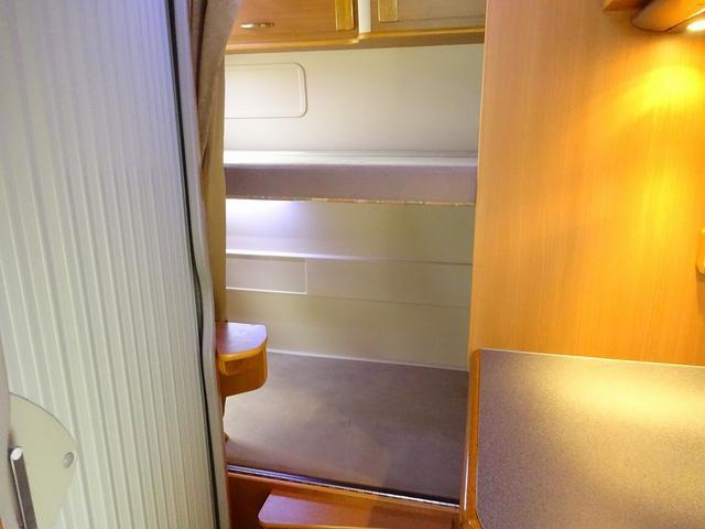 ベースグレード YMS レガード FFヒーター プルダウンベッド DC冷蔵庫 サイドオーニング ギャレーシンク カセットトイレ インバータ(78枚目)