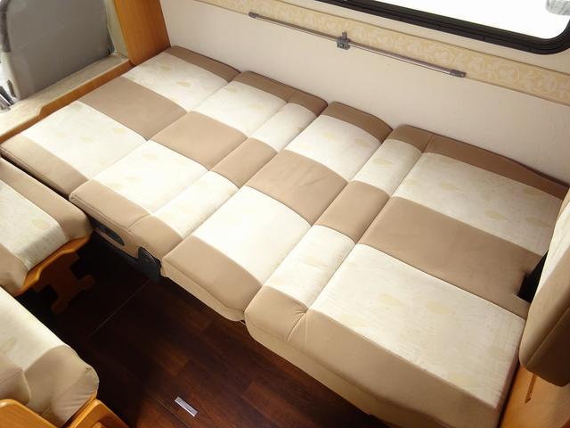 ベースグレード YMS レガード FFヒーター プルダウンベッド DC冷蔵庫 サイドオーニング ギャレーシンク カセットトイレ インバータ(79枚目)