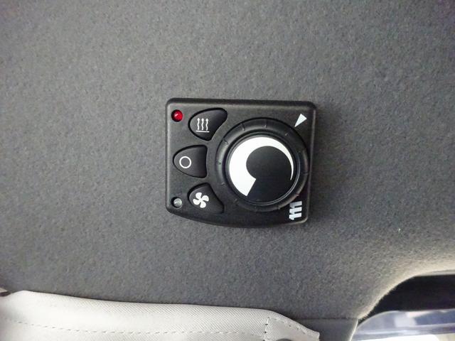 FFヒーター・専用コントローラー 簡単なスイッチ操作で「暖房」「送風」のモードが使用可能です。 燃料はガソリンタンクから。 面倒なタンク充填もなく容易に使用が可能です☆☆☆
