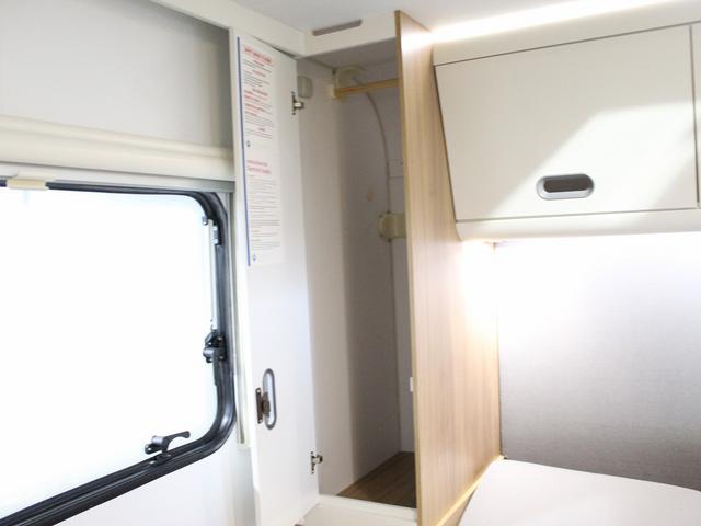 デュカト サンリビングS70CS ルーフエアコン 温水ボイラー 温水シャワー FFヒーター 冷蔵庫 プルダウンベッド アイランドベッド 独立トイレ・シャワールーム(11枚目)
