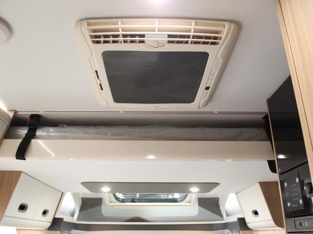 デュカト サンリビングS70CS ルーフエアコン 温水ボイラー 温水シャワー FFヒーター 冷蔵庫 プルダウンベッド アイランドベッド 独立トイレ・シャワールーム(16枚目)