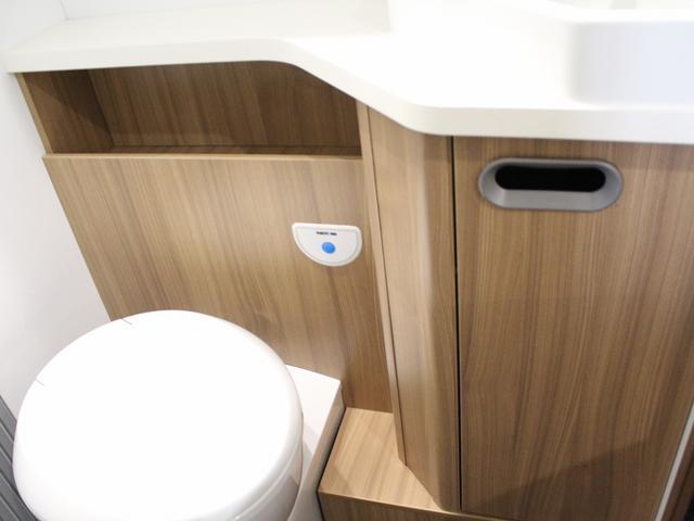 デュカト サンリビングS70CS ルーフエアコン 温水ボイラー 温水シャワー FFヒーター 冷蔵庫 プルダウンベッド アイランドベッド 独立トイレ・シャワールーム(41枚目)