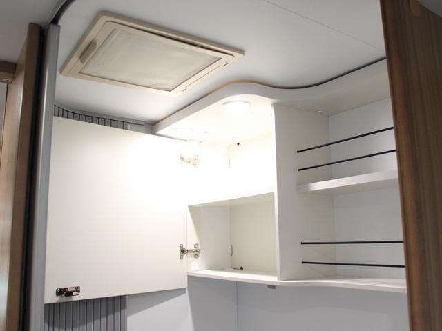デュカト サンリビングS70CS ルーフエアコン 温水ボイラー 温水シャワー FFヒーター 冷蔵庫 プルダウンベッド アイランドベッド 独立トイレ・シャワールーム(43枚目)