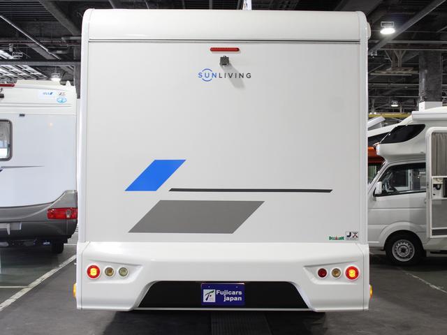 デュカト サンリビングS70CS ルーフエアコン 温水ボイラー 温水シャワー FFヒーター 冷蔵庫 プルダウンベッド アイランドベッド 独立トイレ・シャワールーム(62枚目)