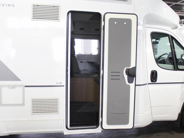 デュカト サンリビングS70CS ルーフエアコン 温水ボイラー 温水シャワー FFヒーター 冷蔵庫 プルダウンベッド アイランドベッド 独立トイレ・シャワールーム(69枚目)