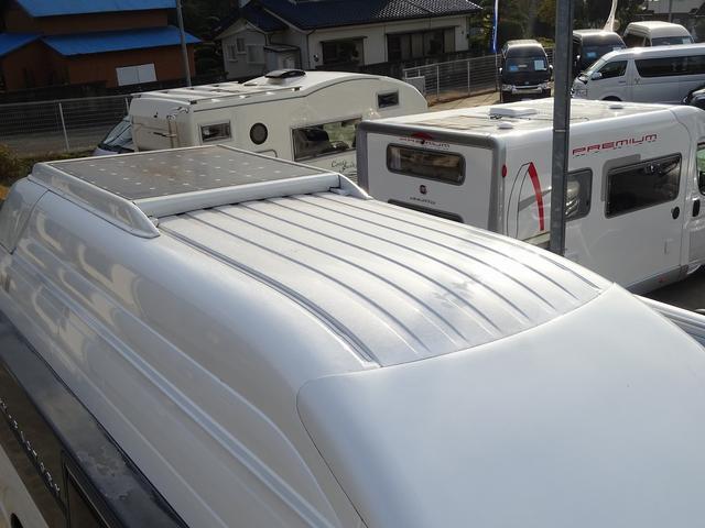 キャンピングカー バンコン ハイエース トイファクトリー バーデン アルタモーダ ソーラー FFヒーター 1500Wインバーター オーニング レンジ 冷蔵庫 ツインサブBT レカロシート(35枚目)
