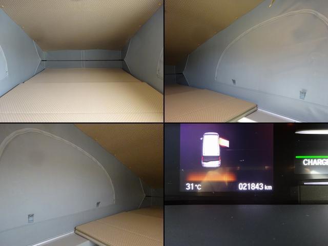 キャンピングカー バンコン ホワイトハウス デッキワン ポップアップルーフ サブバッテリーシステム 走行充電システム FFヒーター ナビ電源SW ホンダセンシング・安全運転支援システム(10枚目)
