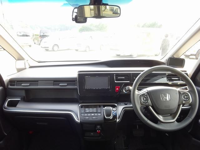 キャンピングカー バンコン ホワイトハウス デッキワン ポップアップルーフ サブバッテリーシステム 走行充電システム FFヒーター ナビ電源SW ホンダセンシング・安全運転支援システム(14枚目)