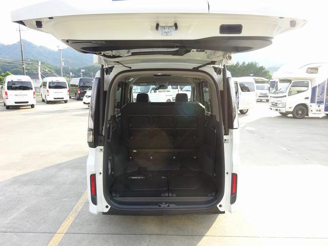 キャンピングカー バンコン ホワイトハウス デッキワン ポップアップルーフ サブバッテリーシステム 走行充電システム FFヒーター ナビ電源SW ホンダセンシング・安全運転支援システム(55枚目)