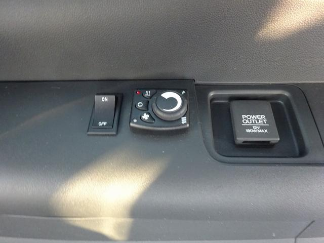 キャンピングカー バンコン ホワイトハウス デッキワン ポップアップルーフ サブバッテリーシステム 走行充電システム FFヒーター ナビ電源SW ホンダセンシング・安全運転支援システム(68枚目)