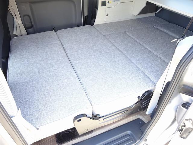 キャンピングカー バンコン アネックス ファミリーワゴンSS ナビ電源SW 後席11インチモニター 350Wインバーター サブBT 走行充電 外部電源・充電 DC・AC冷蔵庫 シンク・ポリ容器(42枚目)