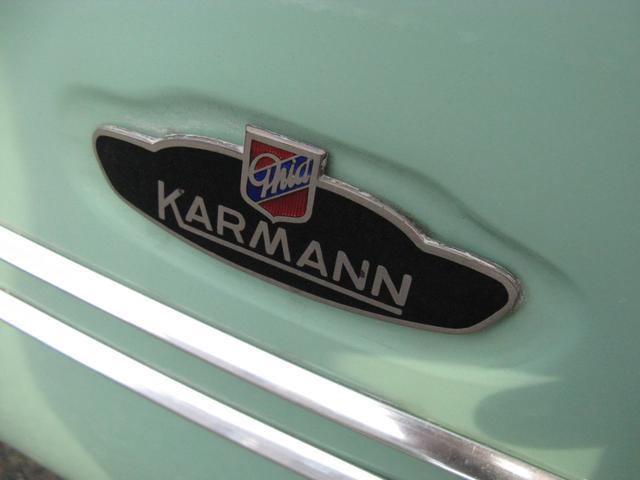 フォルクスワーゲン VW カルマンギア カブリオレ