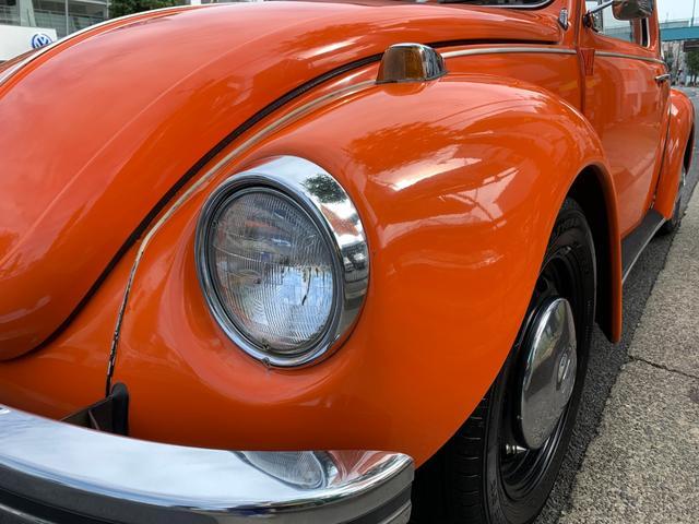 フォルクスワーゲン VW ビートル 1302 ローダウン