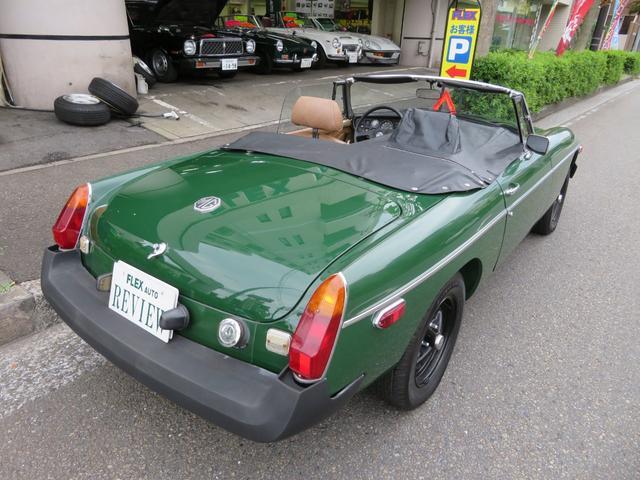 「MG」「MGB」「クーペ」「神奈川県」の中古車5